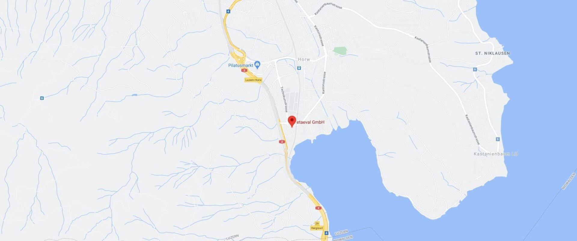 Map etaeval
